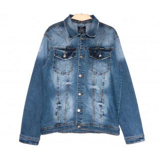 2231-3 R Relucky куртка мужская синяя весенняя стрейчевая (S-XXXL, 6 ед.) Relucky: артикул 1105942