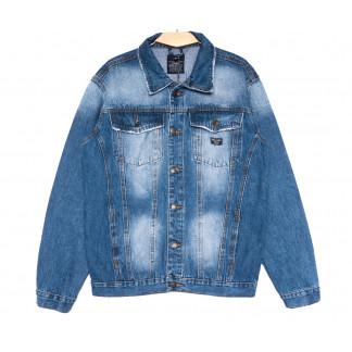 2238-3 R Relucky куртка мужская синяя весенняя стрейчевая (S-XXXL, 6 ед.) Relucky: артикул 1105945
