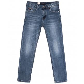 18003 Ferrars джинсы мужские с царапками синие весенние стрейчевые (29-38, 8 ед.) Feerars: артикул 1105912