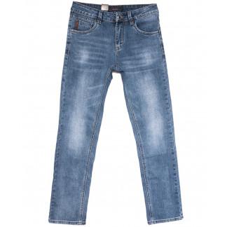 18019 Ferrars джинсы мужские синие весенние стрейчевые (30-38, 8 ед.) Feerars: артикул 1105918