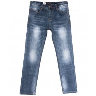 18004 Ferrars джинсы мужские синие весенние стрейчевые (30-38, 8 ед.) Feerars: артикул 1105922