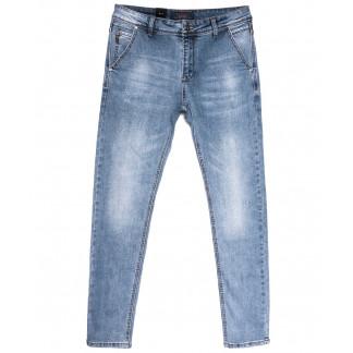 18007 Ferrars джинсы мужские молодежные синие весенние стрейчевые (28-36, 8 ед.) Feerars: артикул 1105927