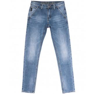 6007 Pagalee джинсы мужские молодежные синие весенние стрейчевые (28-36, 8 ед.) Pagalee: артикул 1105932
