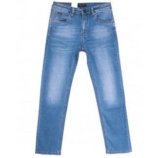 6983 Pagalee джинсы мужские полубатальные синие весенние стрейчевые (32-38, 8 ед.) Pagalee: артикул 1105940