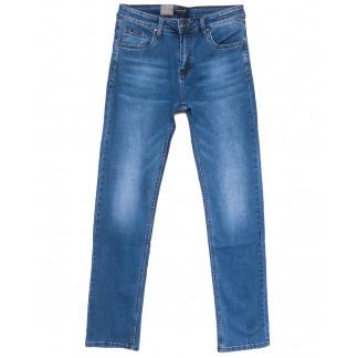6985 Pagalee джинсы мужские полубатальные синие весенние стрейчевые (32-38, 8 ед.) Pagalee: артикул 1105941