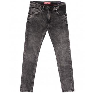 6508 Fashion Red джинсы мужские стильные серые весенние стрейчевые (29-36, 8 ед.) Fashion Red: артикул 1105907