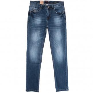 0913-5 R Relucky джинсы мужские зауженные синие весенние стрейчевые (29-38, 8 ед.) Relucky: артикул 1106089