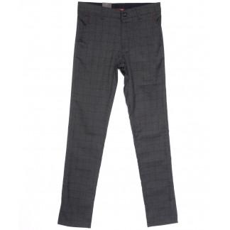 0343 G2-1 Missouri брюки мужские серые весенние стрейчевые (29-36, 7 ед.) Missouri: артикул 1106178