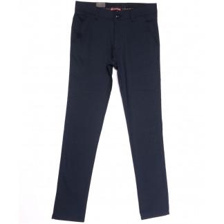 0291 DUTTI-3 Missouri брюки мужские синие весенние стрейчевые (29-36, 7 ед.) Missouri: артикул 1106179