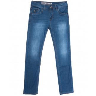 1082 LS джинсы мужские синие весенние стрейчевые (29-38, 8 ед.) LS: артикул 1106236