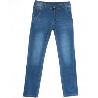 55004 Pr.Minos джинсы мужские cиние весенние стрейчевые (29-38, 8 ед.) Pr.Minos: артикул 1106242