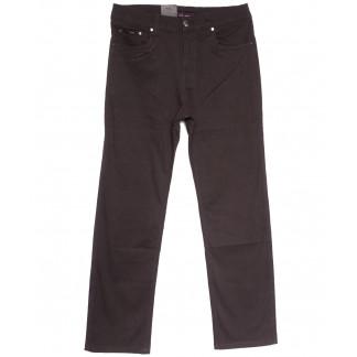 3032-В LS джинсы мужские полубатальные коричневые весенние стрейчевые (32-40, 8 ед.) LS: артикул 1106262