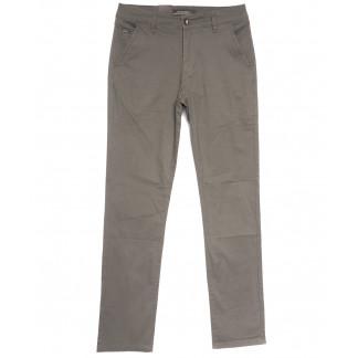 3058 LS брюки мужские хаки весенние стрейчевые (29-38, 8 ед.) LS: артикул 1106263