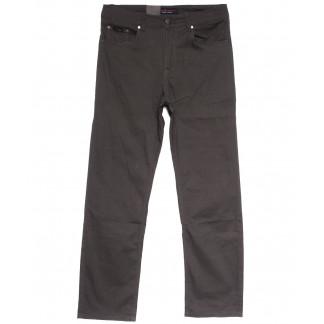 3030-В LS джинсы мужские полубатальные коричневые весенние стрейчевые (32-40, 8 ед.) LS: артикул 1106266