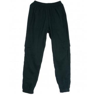 0227-42 зеленые Exclusive брюки карго женские весенние стрейчевые (42-48, 4 ед.) Exclusive: артикул 1106284