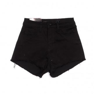 0497 Redmoon шорты джинсовые женские черные стрейчевые (25-30, 6 ед.) REDMOON: артикул 1106304