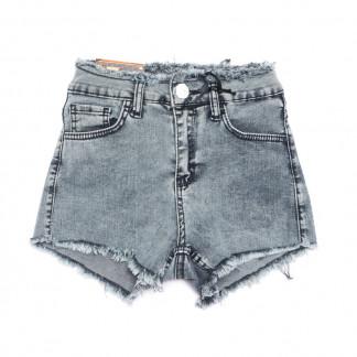 0499 Redmoon шорты джинсовые женские синие стрейчевые (25-30, 6 ед.) REDMOON: артикул 1106305