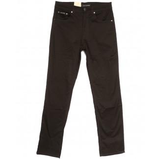9022-В LS джинсы мужские полубатальные коричневые весенние стрейчевые (32-40, 8 ед.) LS: артикул 1106338