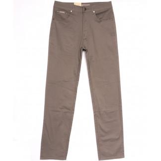 9003-В LS джинсы мужские полубатальные бежевые весенние стрейчевые (32-40, 8 ед.) LS: артикул 1106339
