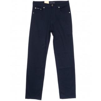 9014-В LS джинсы мужские полубатальные темно-синие весенние стрейчевые (32-40, 8 ед.) LS: артикул 1106341