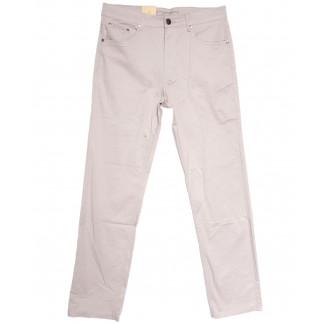 9020-D LS джинсы мужские батальные бежевые весенние стрейчевые (34-44, 8 ед.) LS: артикул 1106344