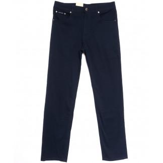 9014-D LS джинсы мужские батальные темно-синие весенние стрейчевые (34-44, 8 ед.) LS: артикул 1106347