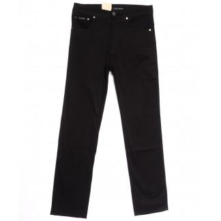 9005-В LS джинсы мужские полубатальные черные весенние стрейчевые (32-40, 8 ед.) LS: артикул 1106348