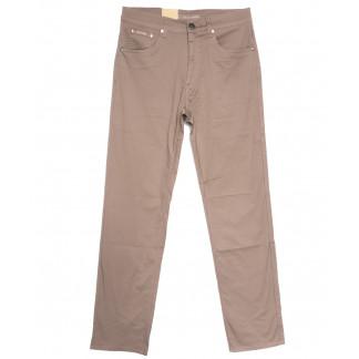 9017-В LS джинсы мужские полубатальные бежевые весенние стрейчевые (32-40, 8 ед.) LS: артикул 1106350