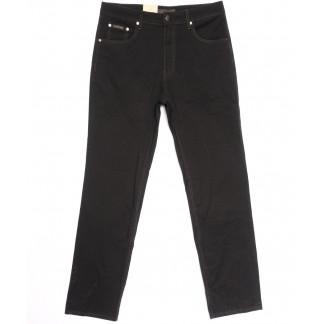 9092-D LS джинсы мужские батальные черные весенние стрейчевые (34-44, 8 ед.) LS: артикул 1106353