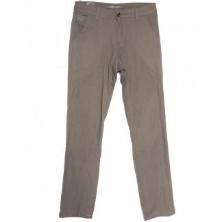 7007 Vitions брюки мужские бежевые летние стрейчевые (30-38, 8 ед.) Vitions: артикул 1106399