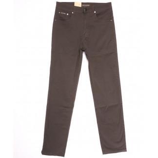9015-B LS джинсы мужские полубатальные коричневые весенние стрейчевые (32-40, 8 ед.) LS: артикул 1106406
