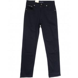 9021-B LS джинсы мужские полубатальные темно-синие весенние стрейчевые (32-40, 8 ед.) LS: артикул 1106407