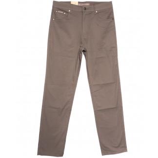 9003-D LS джинсы мужские батальные бежевые весенние стрейчевые (34-44, 8 ед.) LS: артикул 1106410
