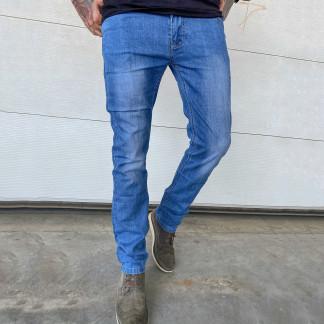 6008-01 Pobeda джинсы мужские полубатальные весенние стрейчевые (32,33,34,36,38,49, 6 ед.) Pobeda: артикул 1107151
