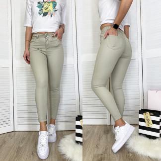 0235 Free blue джинсы женские бежевые весенние стрейчевые (26-31, 8 ед.) Free Blue: артикул 1106689