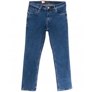 2200 Longli джинсы мужские батальные синие весенние стрейчевые (36-46, 8 ед.) Longli: артикул 1106558