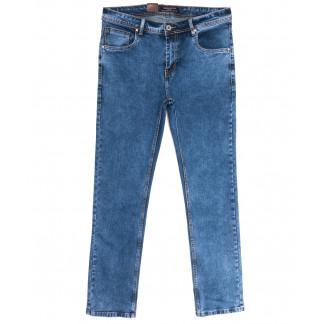 2199 Longli джинсы мужские батальные синие весенние стрейчевые (36-46, 8 ед.) Longli: артикул 1106559