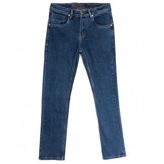 2191 Longli джинсы мужские полубатальные синие весенние стрейчевые (32-42, 8 ед.) Longli: артикул 1106560
