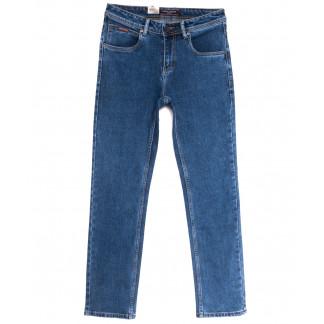 2189 Longli джинсы мужские полубатальные синие весенние стрейчевые (32-38, 8 ед.) Longli: артикул 1106561