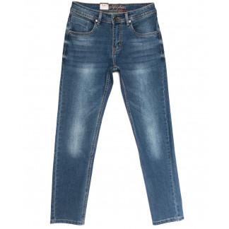 2205 Longli джинсы мужские синие весенние стрейчевые (30-38, 8 ед.) Longli: артикул 1106563