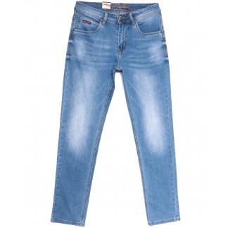 2235 Longli джинсы мужские голубые весенние стрейчевые (30-38, 8 ед.) Longli: артикул 1106567