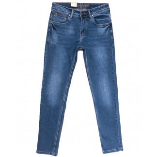2233 Longli джинсы мужские синие весенние стрейчевые (30-38, 8 ед.) Longli: артикул 1106569