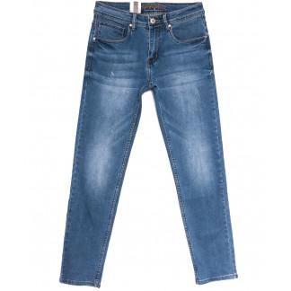 2204 Longli джинсы мужские с царапками синие весенние стрейчевые (29-38, 8 ед.) Longli: артикул 1106572