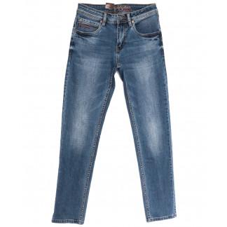 2220 Longli джинсы мужские синие весенние стрейчевые (29-38, 8 ед.) Longli: артикул 1106578