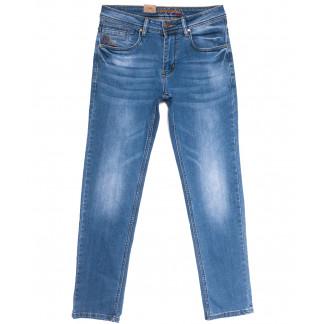 2193 Longli джинсы мужские синие весенние стрейчевые (29-38, 8 ед.) Longli: артикул 1106581