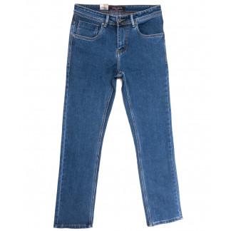 2188 Longli джинсы мужские полубатальные синие весенние стрейчевые (32-38, 8 ед.) Longli: артикул 1106582