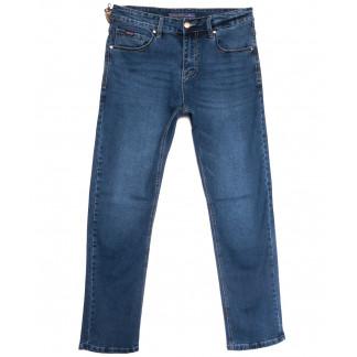 0604-63 Likgass джинсы мужские полубатальные синие весенние стрейчевые (32-40, 7 ед.) Likgass: артикул 1106586