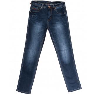 0649-А Likgass джинсы мужские синие весенние стрейчевые (29-38, 8 ед.) Likgass: артикул 1106592