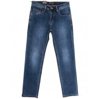 59940 Moshrck джинсы мужские полубатальные синие весенние стрейчевые (32-38, 8 ед.) Moshrck: артикул 1106598