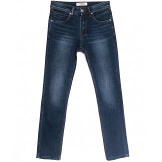 0641-А Likgass джинсы мужские молодежные синие весенние стрейчевые (28-36, 8 ед.) Likgass: артикул 1106606